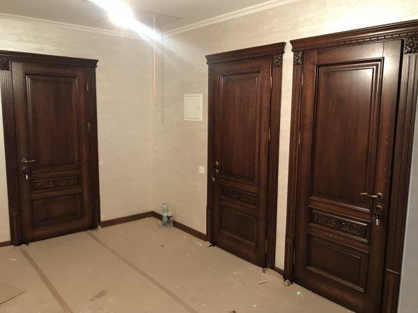Фото 2 Класичні Двері з масиву Дуба 339648