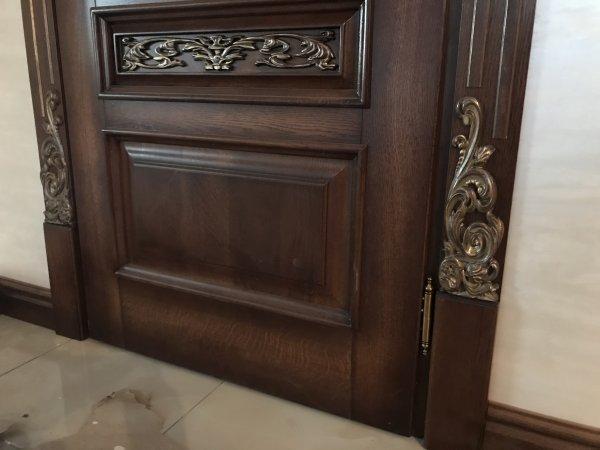 Фото 4 Класичні Двері з масиву Дуба 339648