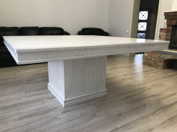 Фото  1 Классический прямоугольный (Квадратный) стол из массива Дуба 2145254
