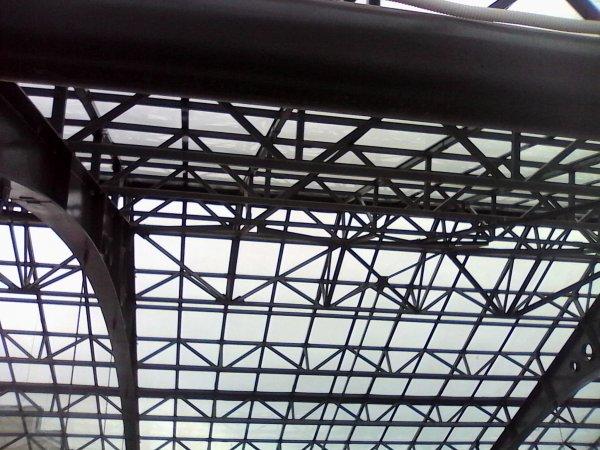 Фото 6 Монтаж поликарбоната на готовые конструкции 322589