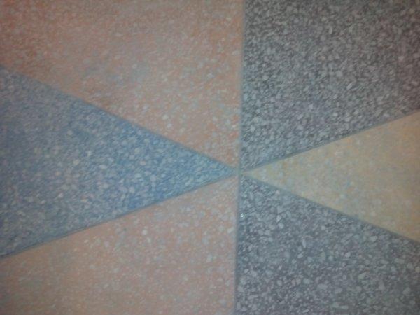 Фото 5 Мозаичные полы из мраморной и гранитной крошки 168973