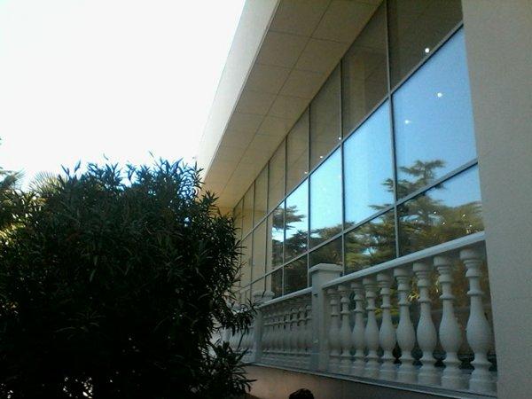Фото 5 алюминиевые профили фасадного остекления Alumkraft 330993