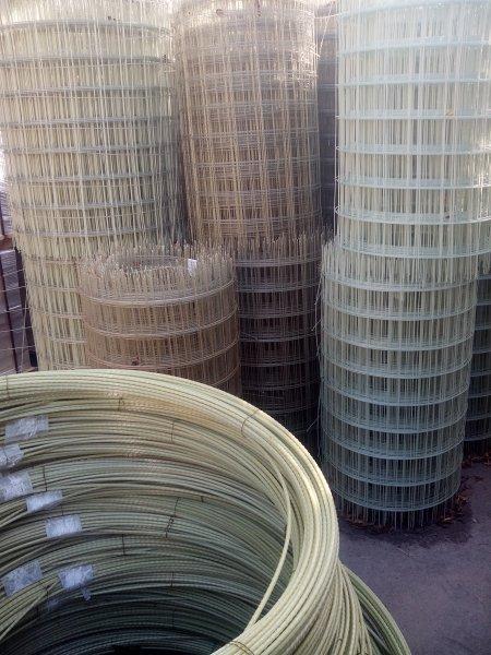Фото 6 Композитная стеклопластиковая кладочная сетка ТМ Арвит d2;3мм 330642