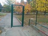 Фото 1 Забор из сварной сетки с полимерным покрытием 337710