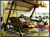 Фото 1 Садові гойдалки Техас Люкс з водостійким матрацом і тентом. 337720