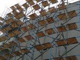 Фото  1 Рамные строительные леса 150м.кв с настилом. Аренда лесов строительных 33611