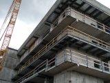 Фото  2 Анкерная стойка ограждения строительной площадки BSD 642256