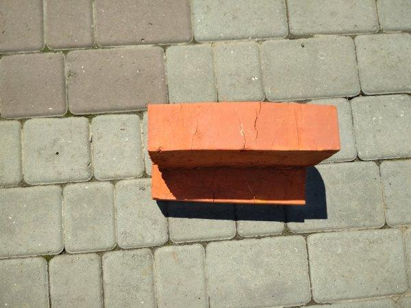 Фото 1 Кирпич красный рядовой марка М-100 с. Опошня, от 3,35 грн./шт. 338168