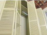 Фото 1 Решетчатые деревянные двери в гардеробную, тамбур, санузел 339075