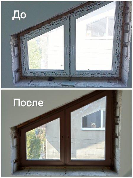 Фото 2 Фарбування вікон і дверей з ПВХ та алюмінію, радіаторів 341359