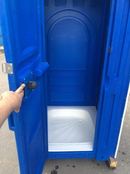 Фото 1 Душевая уличная кабина пластик, дачная душевая кабина 330693