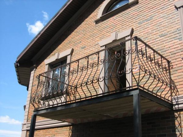 Фото  1 балкон частного дома 1910466