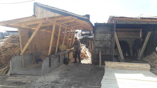 Фото 2 Пиломатеріали в Харкові і області. Кругляк, Брус, Дошка, шалівка, дрова 337652