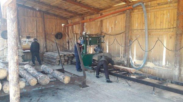 Фото 3 Пиломатеріали в Харкові і області. Кругляк, Брус, Дошка, шалівка, дрова 337652