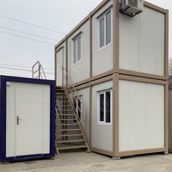 Фото 1 Новый офисно-бытовой контейнер Karmod K1001 339738