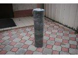 Фото  3 Сетка тканая никоуглеродистая(черная) яч.5х5 дм.0,7 под штукатурку 2353535