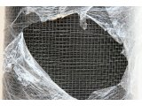 Фото  2 Сетка тканая никоуглеродистая(черная) яч.5х5 дм.0,7 под штукатурку 2252535