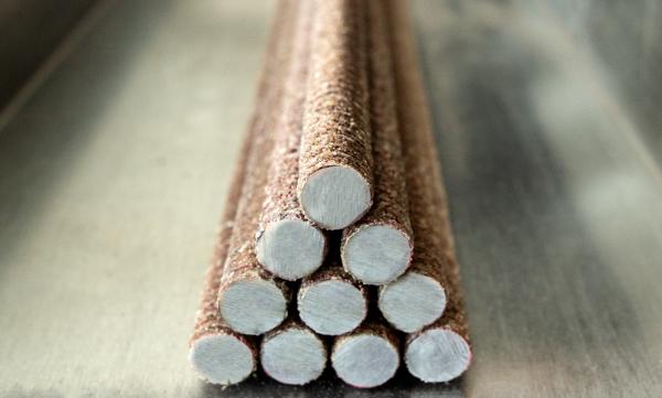 Фото  1 Композитная ( стеклопластиковая ) арматура 10 мм. с напылением песка заменяет 12 мм. металлическую арматуру. 2109097