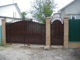 Фото  4 Кованые ворота и калитки... 4909524