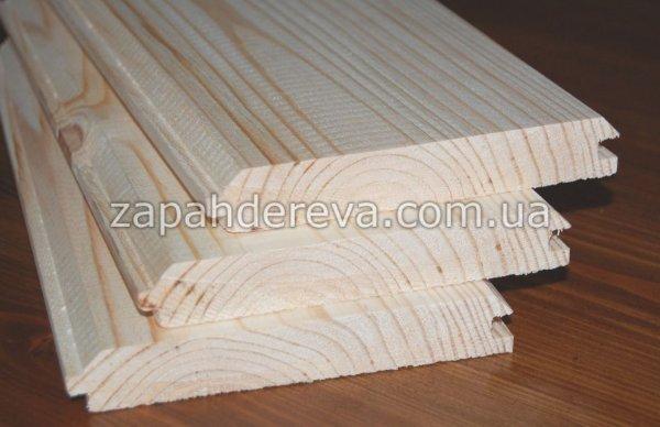 Фото 4 Сайдинг деревянный - профиль в ассортименте 336273