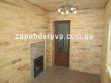 Фото  7 Кирпичик деревянный = имитация кирпичной кладки. Большой выбор размеров. От производителя. 7253348