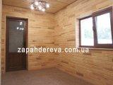 Фото  8 Кирпичик деревянный = имитация кирпичной кладки. Большой выбор размеров. От производителя. 8253348