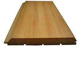 Имитация бруса из сибирской лиственницы 20*146(140)*4000