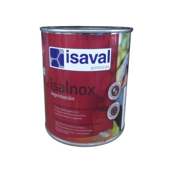 Фото  1 Противокоррозийный грунт с добавкой фосфата цинка, не содержит свинца, ГРУНТОВКА ИЗАЛНОКС 4л до 30м2 2081879