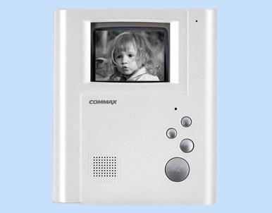 Индивидуальный домофон Commax DPV-4LH