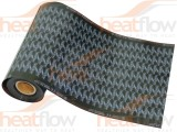 Инфракрасная нагревательная пленка сплошная теплый пол HeatFlow Premium HFS0510 3 м/пог