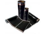Инфракрасная нагревательная пленка теплый пол HeatFlow Standart (полосатая) HFP 0510 220Вт/м2 (ширина 50см)