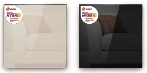 Инфракрасные обогреватели. Керамические панели HYBRID