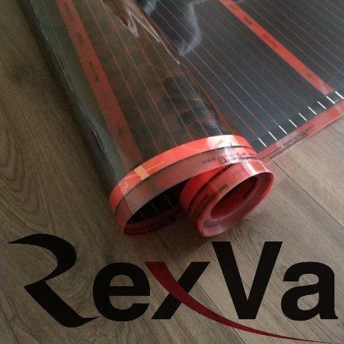 Фото 3 Тепла підлога електричний інфрачервона плівка Rexva 337443