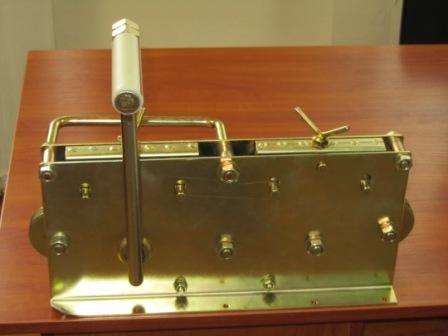 Инструмент для выравнивания проволоки, катанки ф 6, 7, 8, 10.