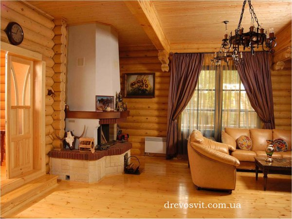 Фото  1 Блок хаус сосна для зовнішніх та внутрішніх робіт.Розміри 125*35*4500мм. Сухий (вологість 10-12%), шліфований. Доставка. 1864046