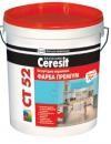 """Интерьерная акриловая краска, """"Премиум белая"""" (Ceresit CT-52) 10л."""