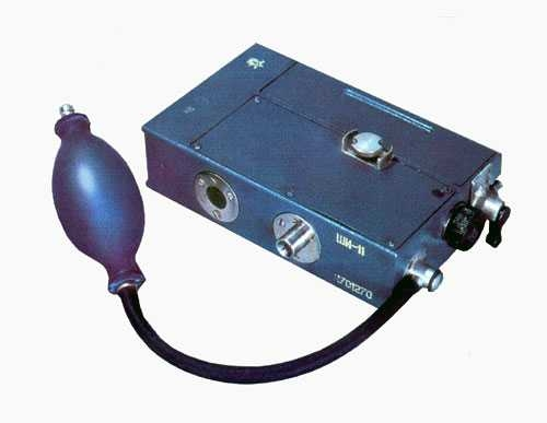 Интерферометр, газоанализатор шахтный ШИ-11