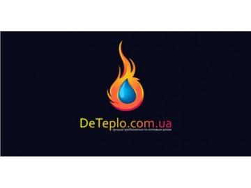 Интернет магазин отопительной техники DeTeplo. com. ua