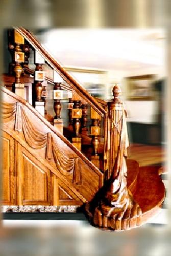 INTERRA - деревянные лестницы