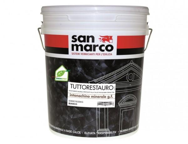Intonachino minerale g. fine (Италия)Минеральная декоративная штукатурка с зернистостью 0,7мм