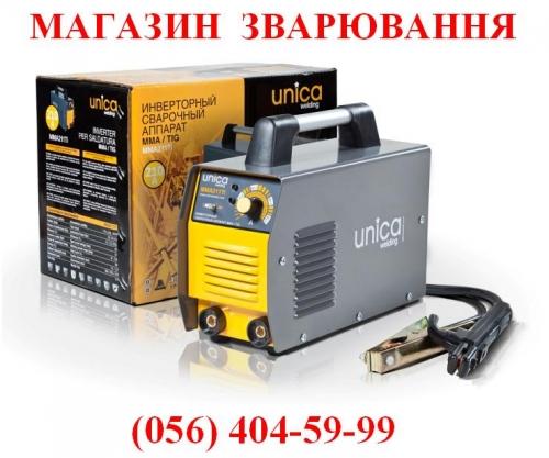 Инвертор сварочный UNICA MMA-211 Ti. 3 года гарантия!!!