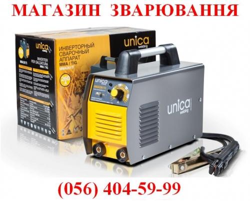 Инвертор сварочный UNICA MMA-261 Ti. 3 года гарантия!!!
