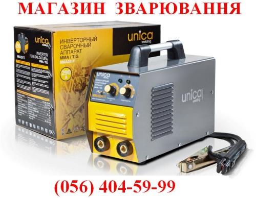 Инвертор сварочный UNICA MMA-291 Ti. 3 года гарантия!!!