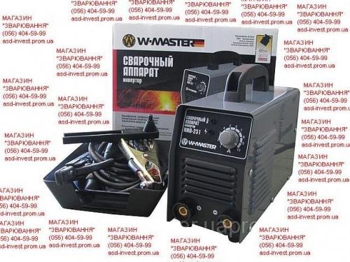 Инвертор сварочный W-Master 251