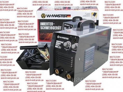 Инвертор сварочный W-Master 291