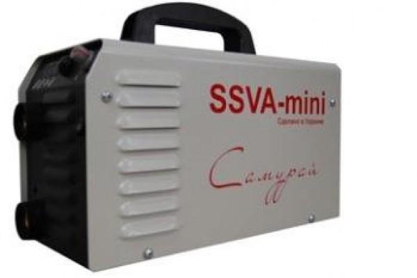 Инверторный аппарат для сварки SSVA-mini «Самурай»