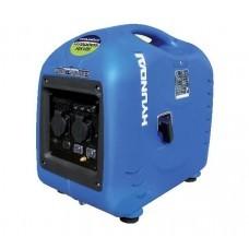 Инверторный генератор HYUNDAI HY2000Si, 2,2 кВт, портативный генератор, на дачу, рыбалку, в поход