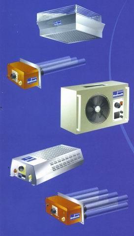 Ионизаторы-стерилиза торы воздуха и поверхностей Bioclimatic