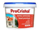 Фото  1 Фасадная краска Премиум ИР-132 ProCristal 10л (A), Ирком 293970