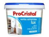 Фото  1 Краска латексная моющаяся Люкс ИР-233 ProCristal (Ирком), 10л база А 682718